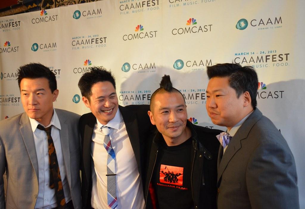 Brian Yang, Allen Lu, Evan Jackson Leong, Christopher Chen (2014)